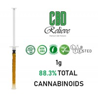CBD Relieve 1g/3g Full Spectrum Rich Hemp Oil