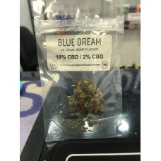 cbd flower blue dream